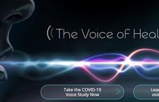 Koronavírus: Izraelben néhány mondatos hangmintából megmondanák, ki fertőzött