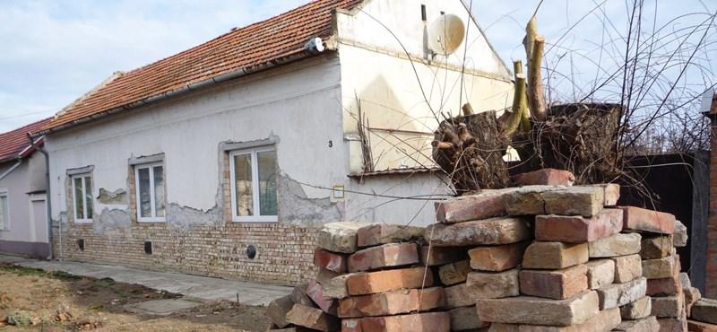 Vissza nem térítendő támogatást adnának az építőipari vállalkozásoknak