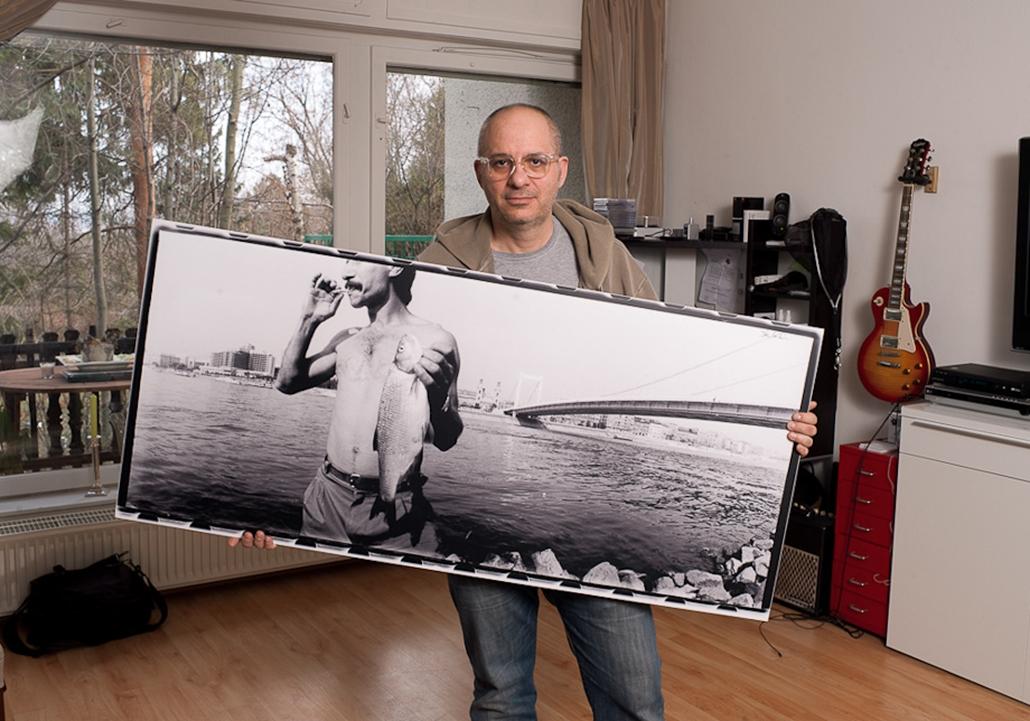 Urbán Ádám, Példaképek, magyar fotósok,
