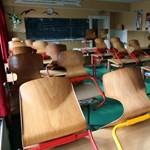 """Ez a """"kérés"""" fogadta a pedagógusokat az egyházi iskolában sztrájk előtt"""