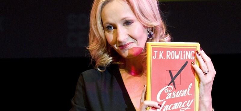 Mától kapható Magyarországon J. K. Rowling új könyve