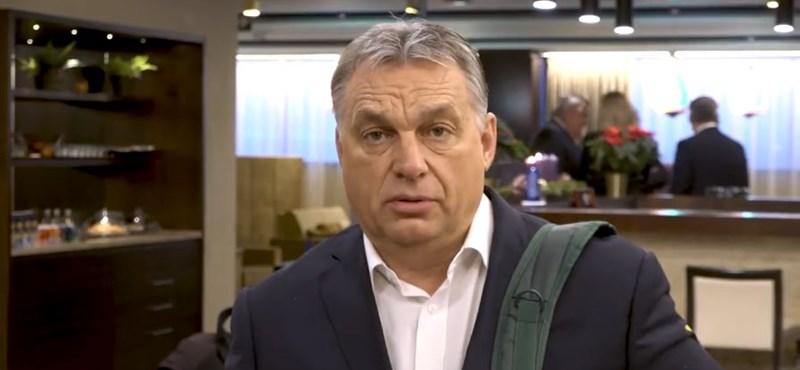 Orbán pénzt kér a fideszesektől Soros ellen
