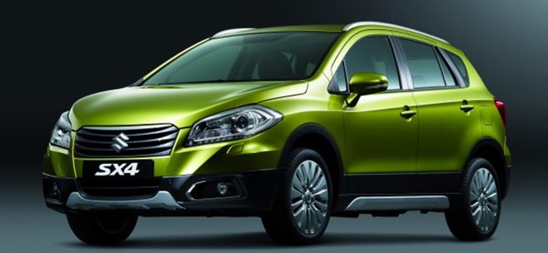 Képek: itt az új esztergomi Suzuki