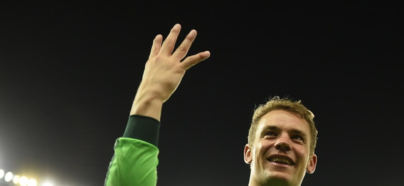 France Football: Manuel Neuer a legjobb focikapus