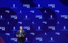 """""""Nálunk nincsenek no-go zónák"""": Orbán Viktor a turizmus ünnepén is migránsozott egyet"""