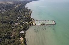 """""""Mindig megjelenik itt valaki, aki el akarja venni a Balaton-partot"""" – videós riport a Club Aligáról"""