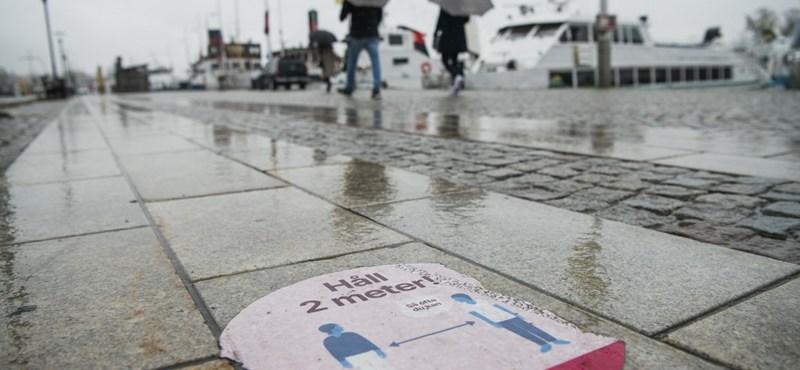 Már a svéd egészségügyi hatóságok is szigorúbb ajánlásokat fogalmaztak meg