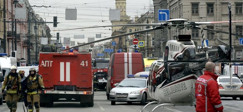 Magyar diákok is ott voltak Szentpéterváron, jól vannak