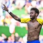 A brazilok szövetségi kapitánya szerint nem száz százalékos csapata sztárjátékosa