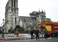 Le Parisien: Nem volt biztosítva a Notre-Dame