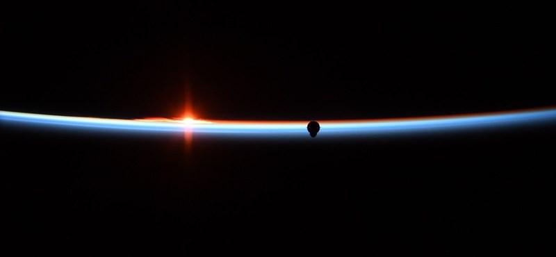 Varázslatos fotó készült az űrről, és fontos üzenete van