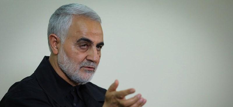 Meghalt a Közel-Kelet iráni machinátora – portré Kászim Szulejmániról