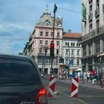 Fotó: Remek buherateljesítmény Budapest belvárosában