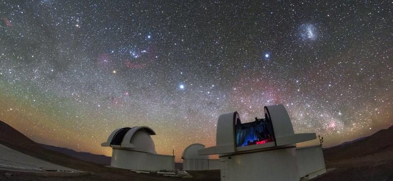 Elkészítette az első képet a teleszkóp, ami új helyen keres lakható bolygókat