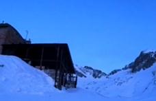 Idén már hárman haltak meg lavina miatt Szlovákiában