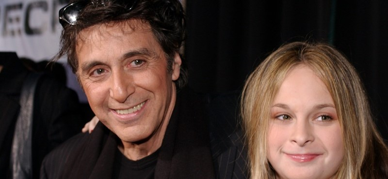 Beszívva, részegen vezetett Al Pacino lánya