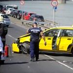 Videó is van már a filmbe illő budapesti taxiselfogásról