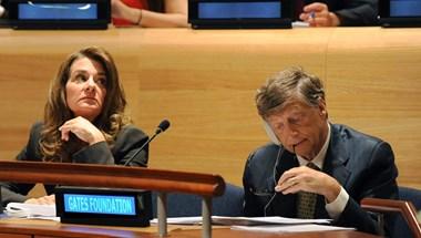 Már évek óta zajlott Bill Gatesék válása