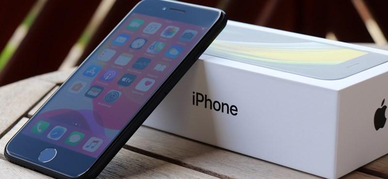 Időgép nem rossz áron: teszten a kicsiben nagy 2020-as iPhone SE