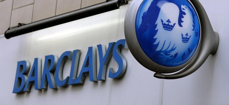 Két vezető bank is padlót fogott a Brexit miatt