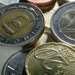 Erősödött a forint az euróval szemben