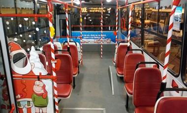 Indul az a BKV-busz, amitől jobb lesz a kedve
