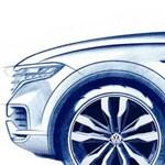 Megújul a Touareg: ilyen lesz a 2018-as nagy VW divatterepjáró