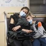 Ukrajnában már 234 ezer beteget kezelnek koronavírus-fertőzéssel