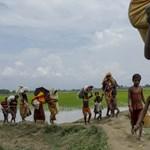 Óriási segélyt nyújt az USA a rohingyáknak