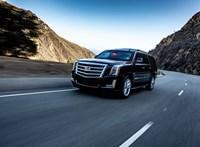 100 millió forint ez a Cadillac Escalade, de tud is annyit, mint Trump elnök Bestiája