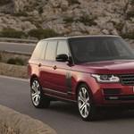 A Bentley Bentayga vevőire vadászik az új Range Rover