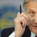 Trichet: nincs vége a pénzügyi válságnak, beiktatták az új Bundesbank-elnököt