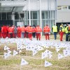 Audis szakszervezet: A komplett gyárban megállt a munka