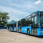 Már nem lehet jegyet venni a reptéri buszra az automatákból