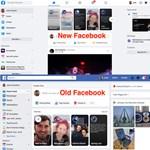 Ha telepíti ezt a bővítményt, visszaszerezheti a régi Facebook-kinézetet