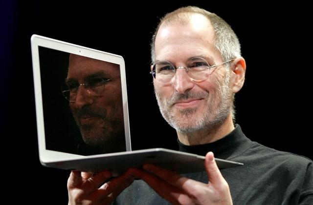 2008 - a MacBook Air bemutatóján