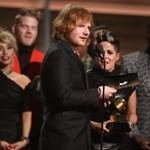 Újabb plágiumbotrány: 20 milliós pert akasztanak Ed Sheeran nyakába