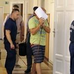 Házi őrizetbe került a rasszista támadással gyanúsított volt börtönőr Szegeden