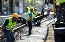 Hétmilliárddal drágult a Budapest–Hatvan-vasútvonal felújítása