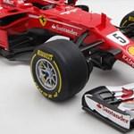 Karácsonyi ajándékötlet: egy pécsi Ferrari modell, amiért egy igazi autó árát kérik el