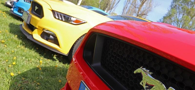 Szentségtörés: hibrid és akár összkerekes is lehet a következő Mustang