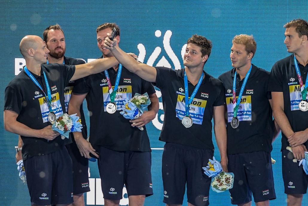 tg.17.07.30. - FINA vizes vb - Horvátország Magyarország vízilabda döntő