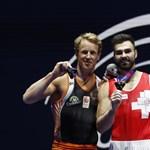 Meglepetésérmet nyert a magyar tornász az Eb-n – videó