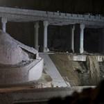 Tizenhárom gyerek halt meg a jordániai buszbalesetben