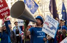 Kérni fogják a britek a Brexit elhalasztását