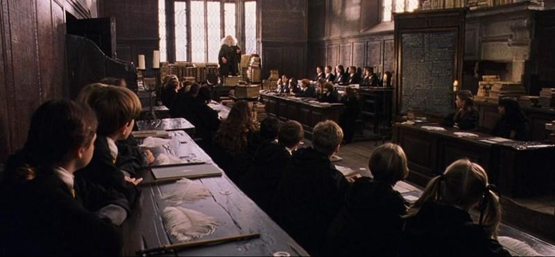 Tűz ütött ki a Warner egyik stúdiójában, ahol a Harry Pottert is forgatták