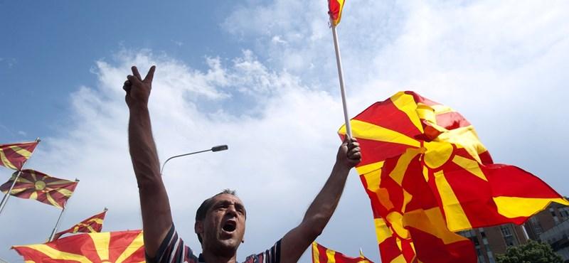 Most már aztán tényleg rendeződik a görög-macedón névvita?