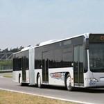Szauna volt az új pesti buszokon