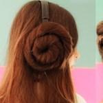 A nap kütyüje - Leia hercegnő frizura-fejhallgató