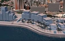Hat hektárral megnövelik Monaco területét